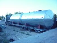 Ёмкости хранения кислоты БНХ-32П с теплоизоляцией и подогревом