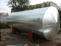 Ёмкость хранения кислоты БНХ-32П с теплоизоляцией и подогревом